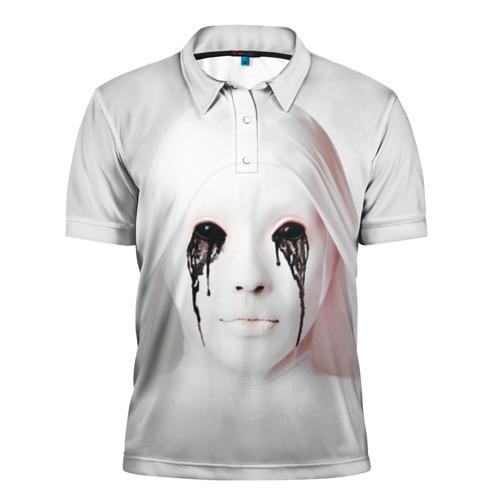Мужская рубашка поло 3D American Horror Story