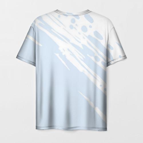 Мужская футболка 3D С Новым годом! Фото 01