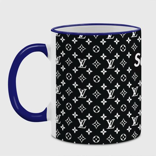 Кружка с полной запечаткой Supreme x Louis Vuitton Фото 01