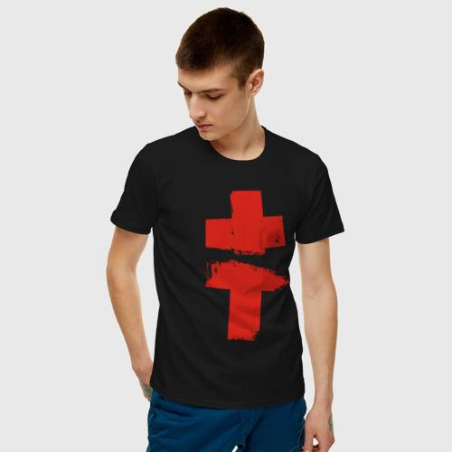 Мужская футболка хлопок Brutto Фото 01