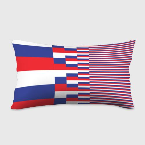 Подушка 3D антистресс Флаг России Фото 01