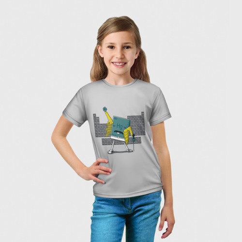 Детская футболка 3D Hg Фото 01