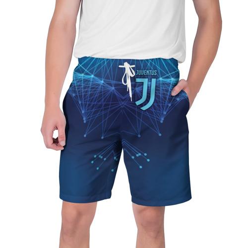 Мужские шорты 3D Juventus Lifestyle Фото 01