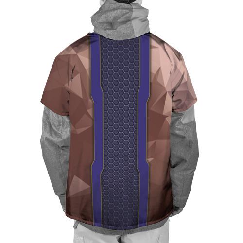 Накидка на куртку 3D ATLETICO MADRID. Фото 01