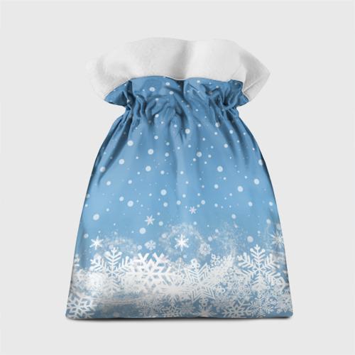 Подарочный 3D мешок  Фото 02, Зимний поросёнок