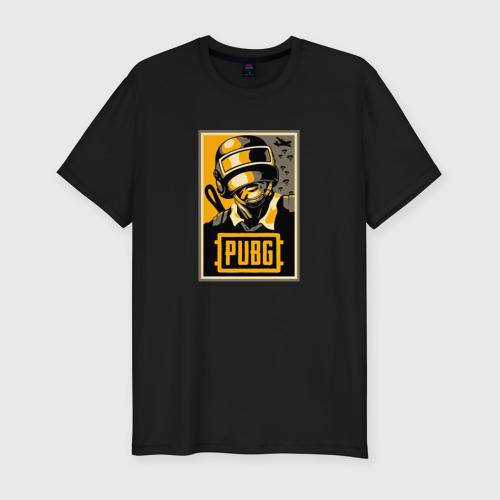 Мужская футболка премиум  Фото 01, PUBG