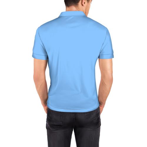 Мужская рубашка поло 3D  Фото 04, Сибирь