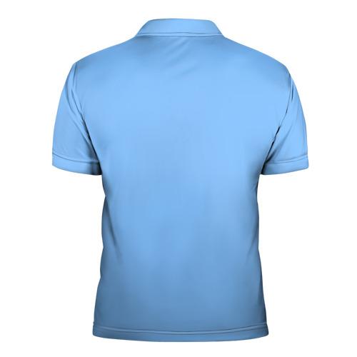 Мужская рубашка поло 3D  Фото 02, Сибирь