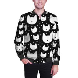 Love Cats Pattern