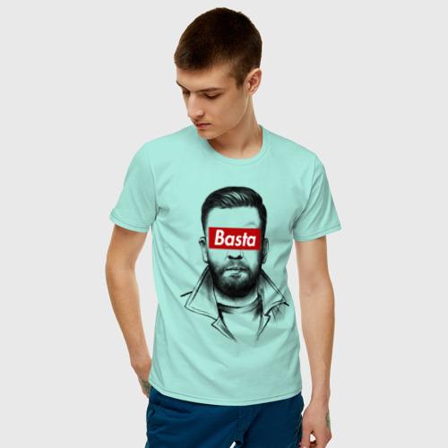 Мужская футболка хлопок Basta Фото 01