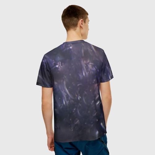 Мужская футболка 3D  Фото 02, Albedo