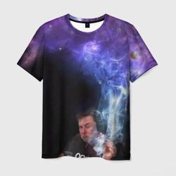 Elon Musk space Илон Маск - интернет магазин Futbolkaa.ru