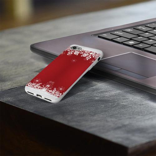 Чехол для Apple iPhone 8 силиконовый глянцевый  Фото 03, Новогоднее чудо