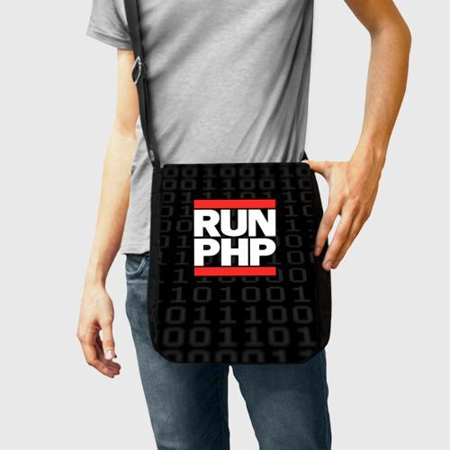 Сумка через плечо Run PHP Фото 01