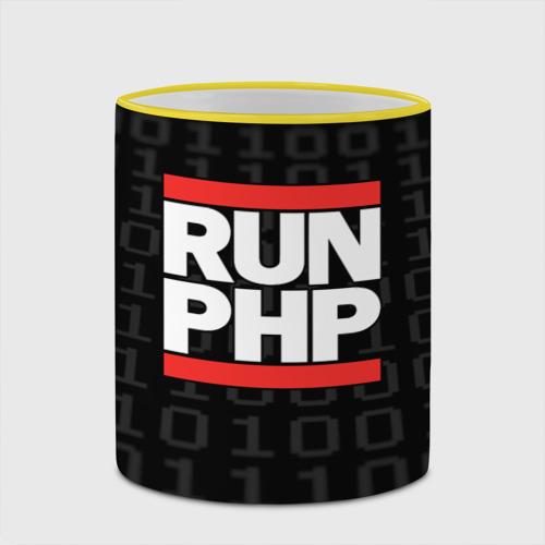 Кружка с полной запечаткой  Фото 03, Run PHP
