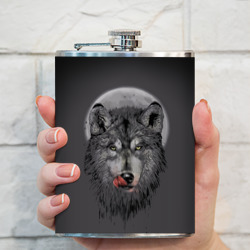 Волк Облизывается