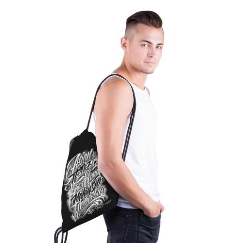 Рюкзак-мешок 3D Asian Фото 01