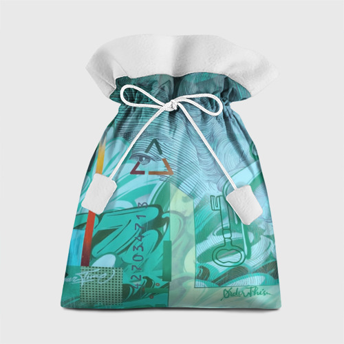 Подарочный 3D мешок Euro