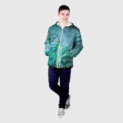 Мужская куртка 3D Euro Фото 01