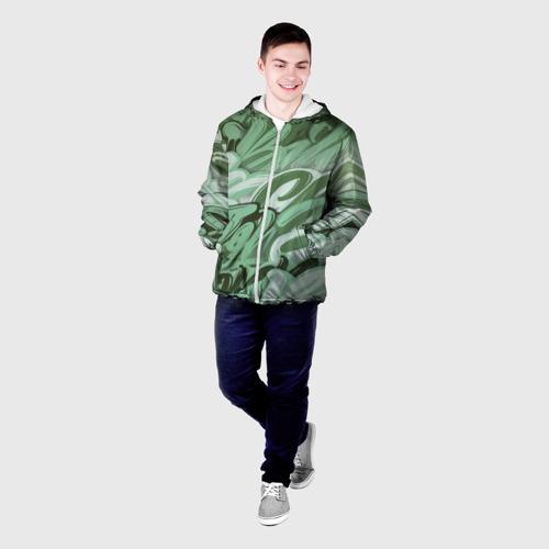 Мужская куртка 3D Moneyletters Фото 01