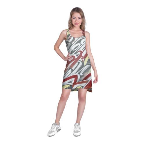 Платье-майка 3D The Mind Фото 01