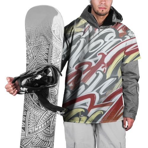 Накидка на куртку 3D  Фото 01, The Mind