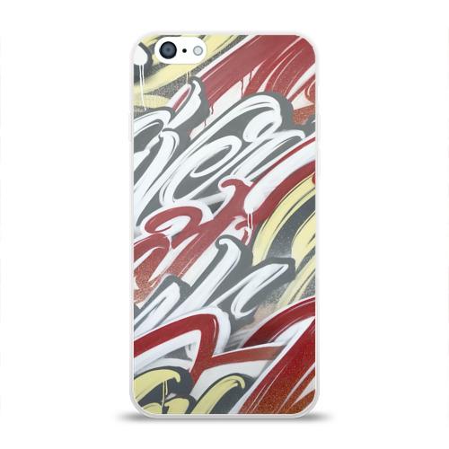 Чехол для Apple iPhone 6 силиконовый глянцевый The Mind Фото 01