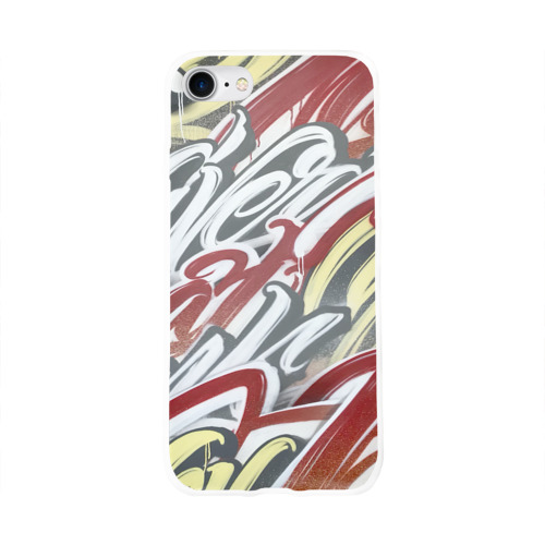 Чехол для Apple iPhone 8 силиконовый глянцевый The Mind Фото 01