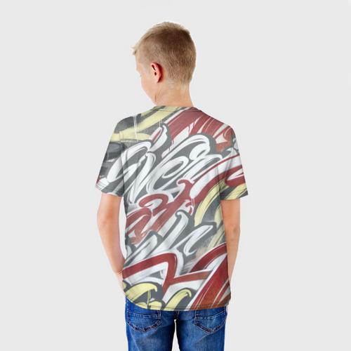 Детская футболка 3D The Mind Фото 01