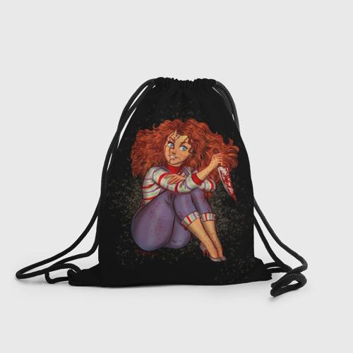 Рюкзак-мешок 3D Мерида Чакки