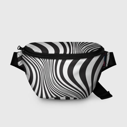 Поясная сумка 3D 3D принт зебра Фото 01