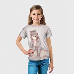 Аниме котёнок