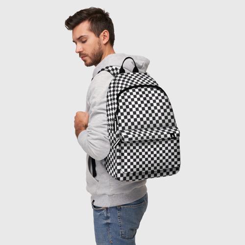 Рюкзак 3D Checkerboard Фото 01