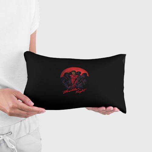 Подушка 3D антистресс  Фото 03, Michael Jackson. Thriller