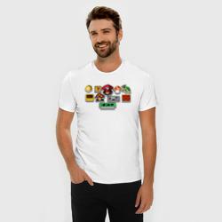 Mario game 8bit