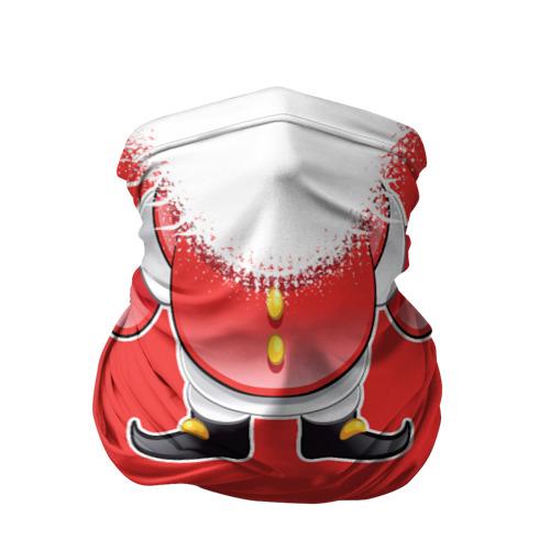 Бандана-труба 3D  Фото 01, Я сладкий Санта