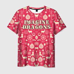 Новогодний Imagine Dragons