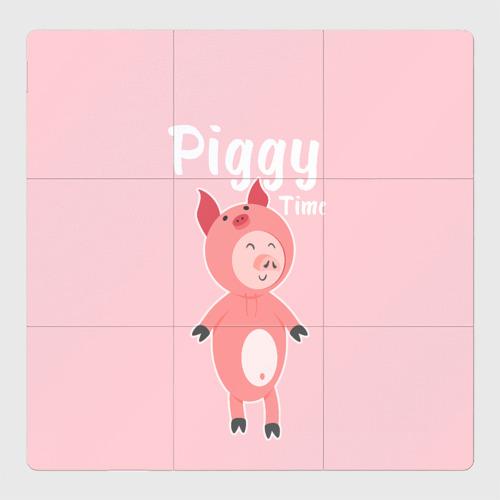 Магнитный плакат 3Х3 Piggy Time