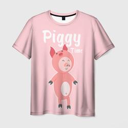 Piggy Time