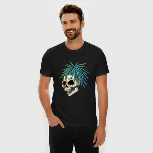 Мужская футболка премиум  Фото 03, Morgenshtern