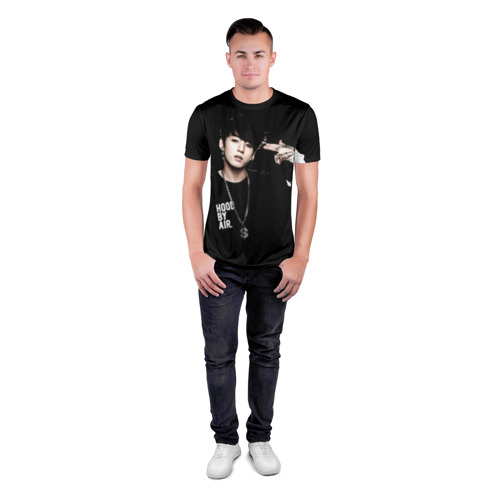 Мужская футболка 3D спортивная  Фото 04, BTS Kpop