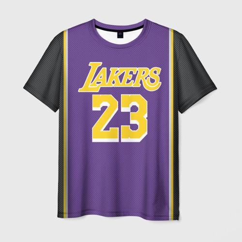 James LA Lakers 2019