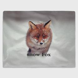 Снежный лис