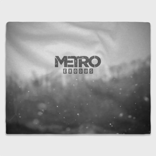 Плед 3D METRO WINTER Фото 01