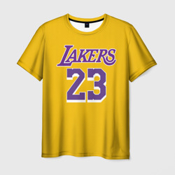 James 18-19 LA Lakers home