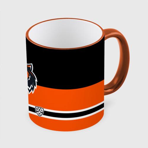 ХК Амур Хабаровск orange&black