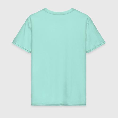 Мужская футболка хлопок Шлем Ужаса Фото 01