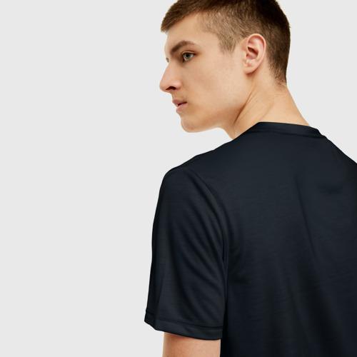 Мужская футболка 3D русь Фото 01