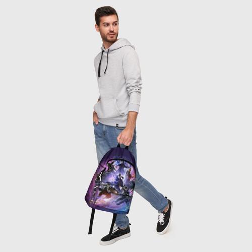 Рюкзак 3D DMC Фото 01