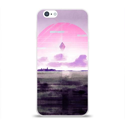 Чехол для Apple iPhone 6 силиконовый глянцевый No Man's Sky. Next Фото 01